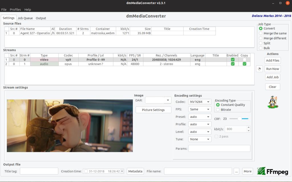 Download DmMediaConverter for Windows