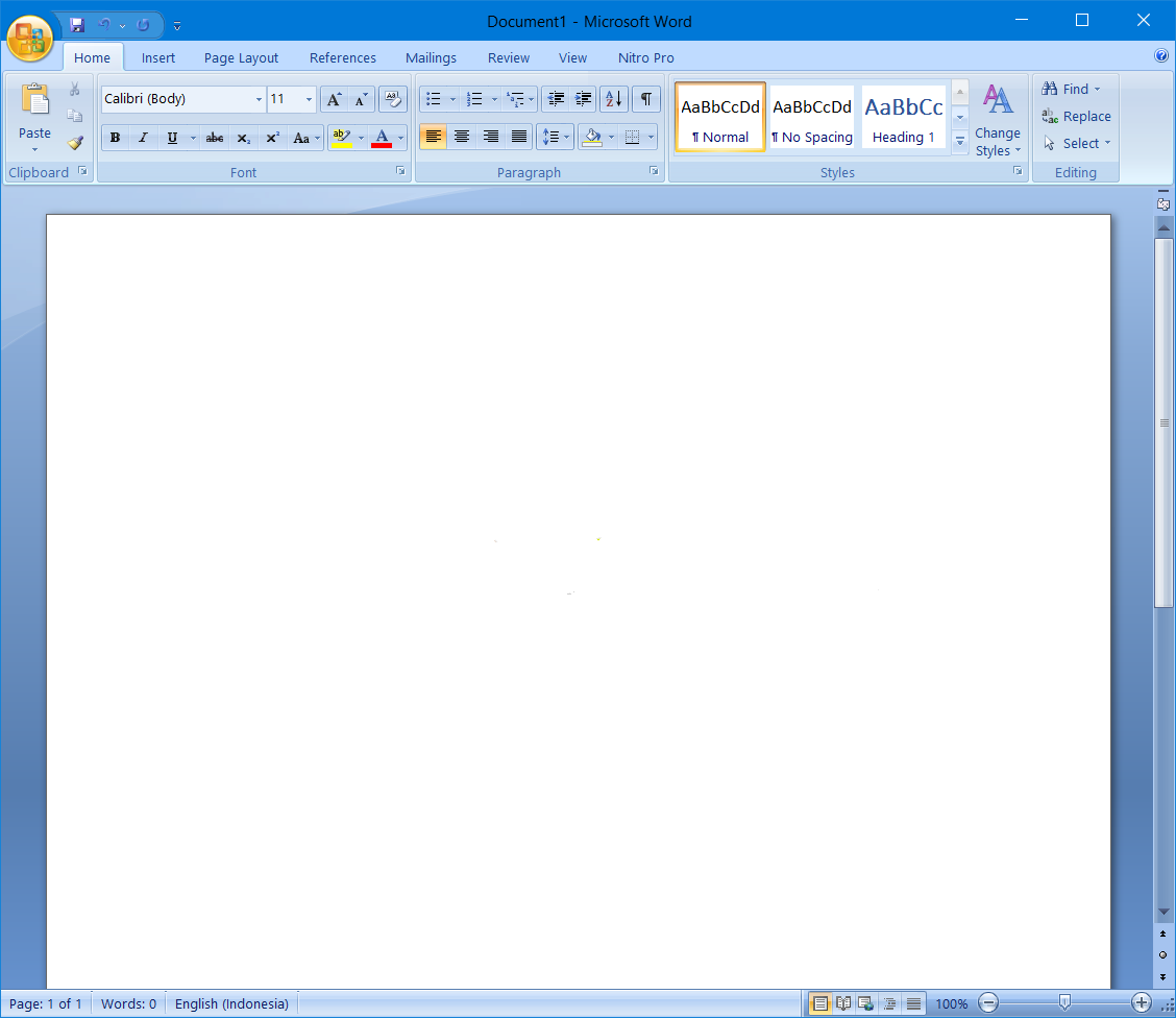 Download Microsoft Office 2007 1